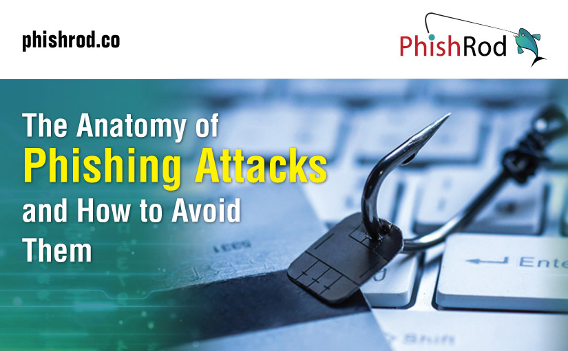 The Anatomy of Phishing Attacks and How To Avoid Them